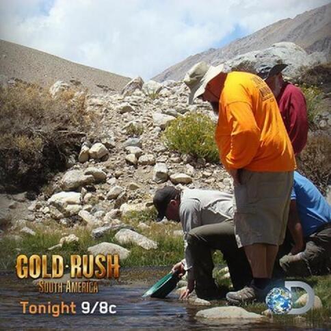 Gold Rush South America Season 1, Ep  3