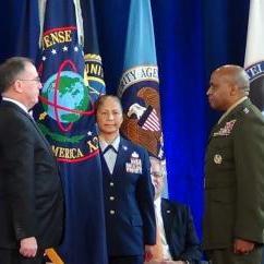 Lieutenant General Vincent R. Stewart Assuming the Directorship of the Defense Intelligence Agency