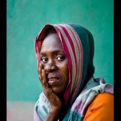 Siddi Woman