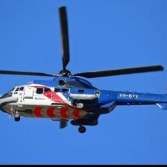 VH-BYV, Arospatiale AS-332 Super Puma