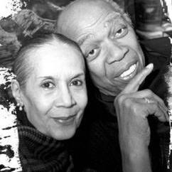 Legendary Entertainers Geoffrey Holder and wife Carmen de Lavallade