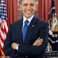 President Barack Obama - Courtesy Whitehouse.gov